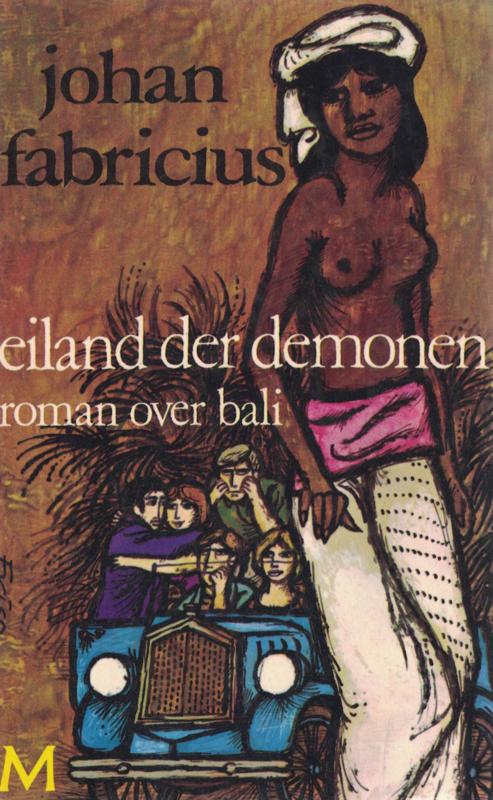 Eiland der demonen - Roman over Bali