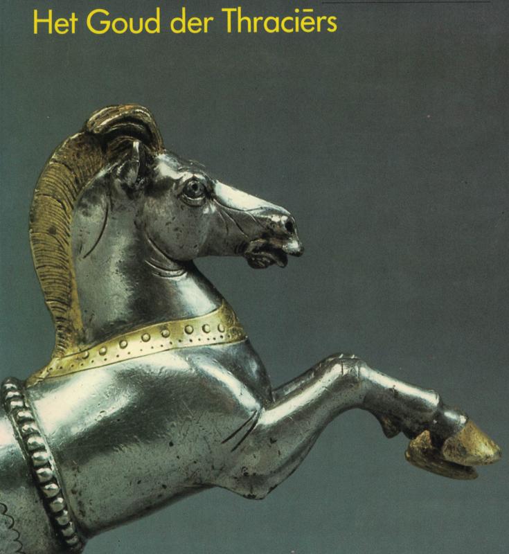 Het goud der Traciërs - Archeologische schatten uit het bezit van 25 musea in Bulgarije