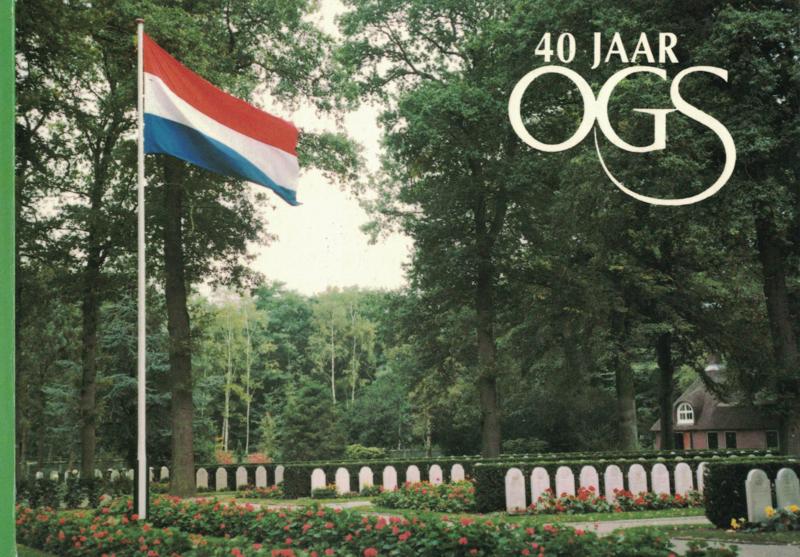 40 Jaar Oorlogsgravenstichting 1946-1986 (2e-hands)