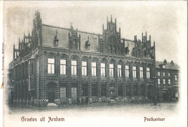 Groeten uit Arnhem (2e-hands)
