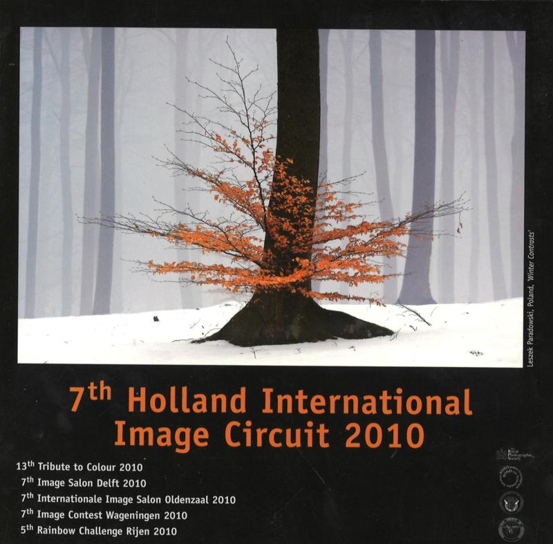 7th Holland International Image Circuit 2010