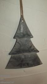 Zinken kerstboom