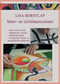 DVD - Teken- en schilderprocessen -  Lisa Borstlap