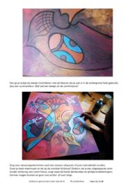 Inspiratiebron Joan Miró - Lisa Borstlap