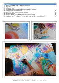 Inspiratiebron Joan Miró - Werkboek van Lisa Borstlap