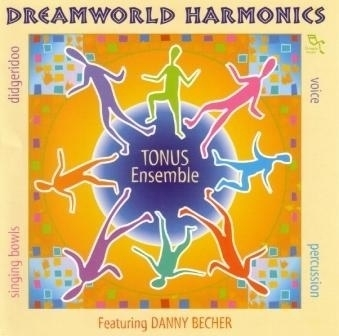 CD TONUS - Dreamworld Harmonics