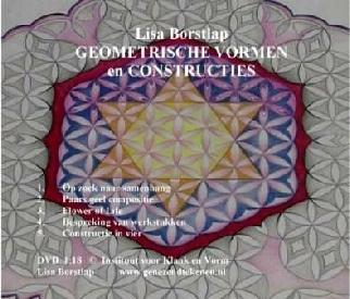 DVD - Geometrische vormen - Lisa Borstlap