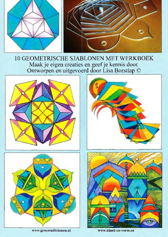 Werkboek Geometrische Sjablonen