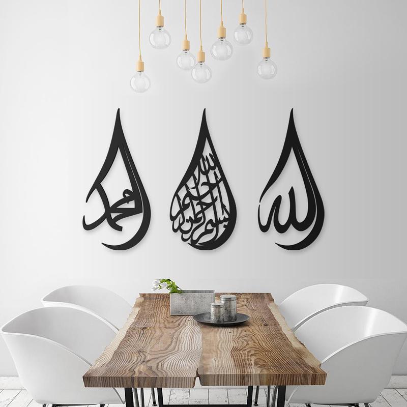 Allah (swt), Muhammad (saw) & Basmala