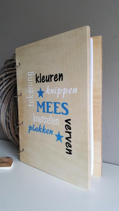 Spiksplinternieuw Knutsel Bijzonder Boek | Houten Bijzonder Boeken | Gewoon Vermeer ES-78