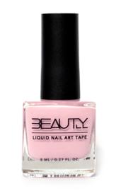 Liquid nail art tape 8ML (roze)
