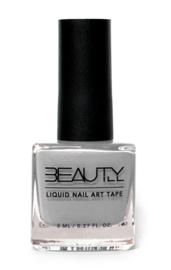 Liquid nail art tape 8ML (zwart)