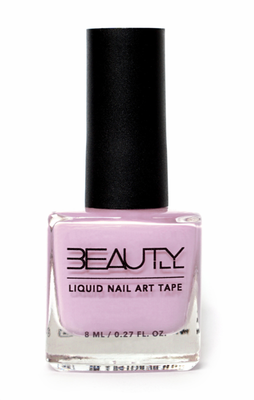 Liquid nail art tape 8ML (paars)