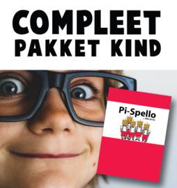 Compleet Pakket -             Rood