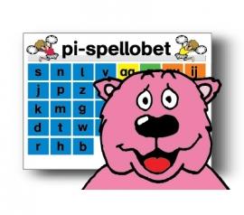Pi-Spellobet basis A6