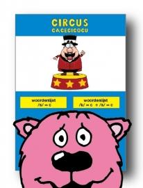 Circus CaCeCiCoCu kaart 1