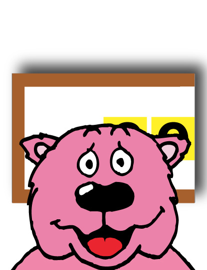 codekaart konijn 3