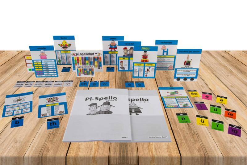 Compleet Pakket - Donkerblauw XL
