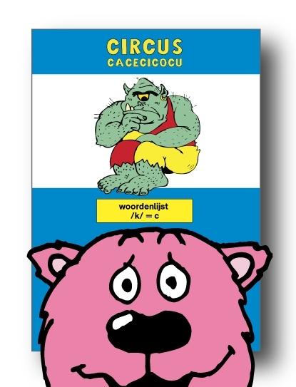 Circus CaCeCiCoCu kaart 2
