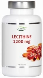 Lecithine Caps
