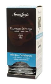 Servings ESE Espresso Decaf (Bio)