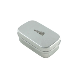Meeneembox Small (RVS)