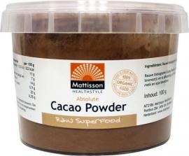Cacao Poeder (Bio)
