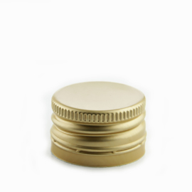 Draaidop Garantiering Goud - 28mm