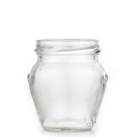 Glazen Pot Ovaal - 106ml