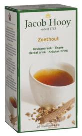 Zoethout Theezakjes