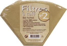 Koffiefilters nr. 2 (Eco)