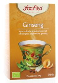 Ginseng Mix Theezakjes (Bio)