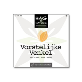 Kweeksetje Venkel (Bio)