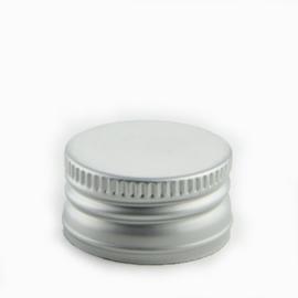 Draaidop Zilver - 31.5mm