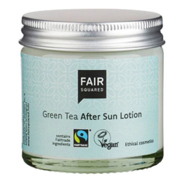 Aftersun Lotion - Groene Thee (Fairtrade)