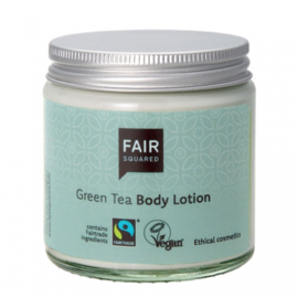 Bodylotion - Groene Thee (Fairtrade)