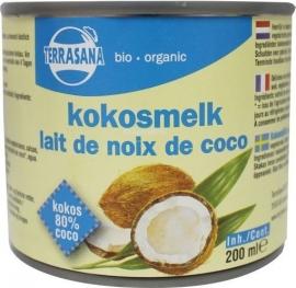 Kokosmelk (Bio)