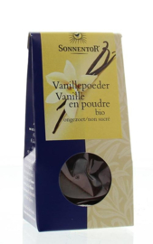 Bourbon Vanillepoeder (Bio)