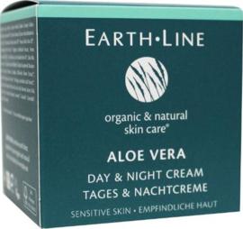 Dag & Nachtcreme Aloe Vera (Bio)