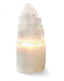 Seleniet Zoutlamp Groot (40 cm)