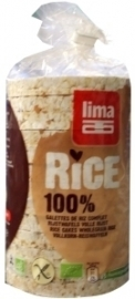 Rijstwafels met Zout (Bio)