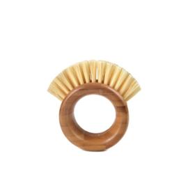 Groenteborstel (Bamboe)
