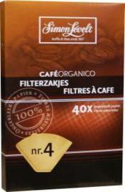 Koffiefilters nr. 4 (Eco)