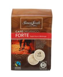 Koffiepads Forte (Bio)