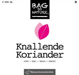 Kweeksetje Koriander (Bio)