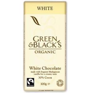 Chocolade Wit (Bio)