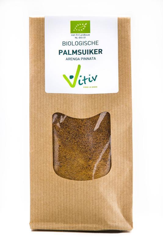 Palmsuiker (Bio)