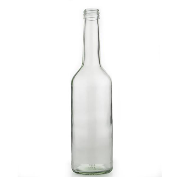Glazen Likeur- en sausfles - 500 ml