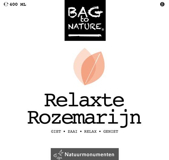 Kweeksetje Rozemarijn (Bio)