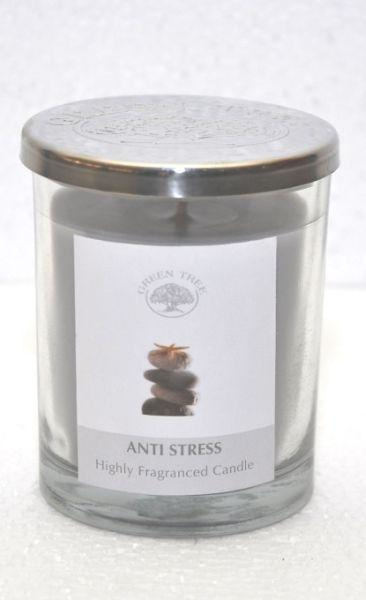 Geurkaars in glas Anti Stress (Large)